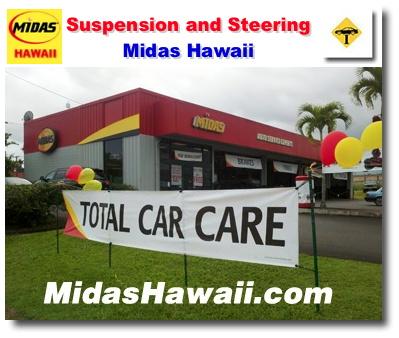 Suspension and Steering - Auto Repair & Service - Midas