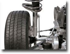 Car Steering, Suspension and Alignment - Auto Tip - What to Watch For