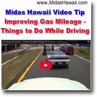 Auto Repair, Service, Maintenance Video Tips - Midas Hawaii