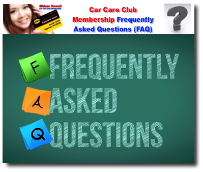 Midas Hawaii Car Care Club Memberships Frequently Asked ...
