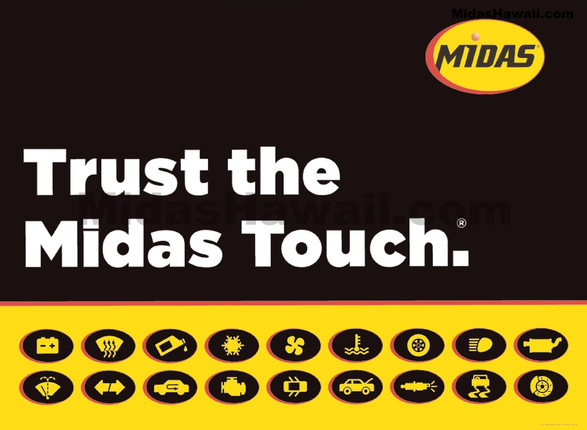 Midas Brake Coupons >> Trust The Midas Touch Brakes Tires Oil Everything Oil Change